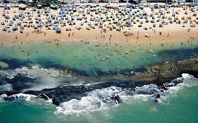 Perierga.gr  - Οι πέντε πιο επικίνδυνες παραλίες στον κόσμο