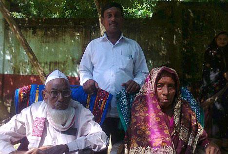 perierga.gr - 120χρονος Ινδός ξαναπαντρεύτηκε!!!
