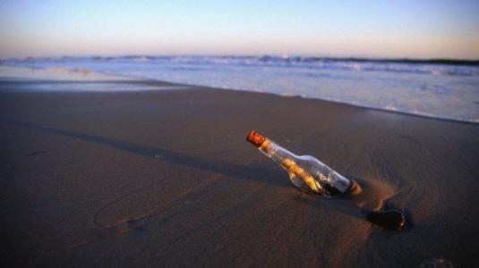 Perierga.gr - Τα μηνύματα σε μπουκάλι αντέχουν στο χρόνο