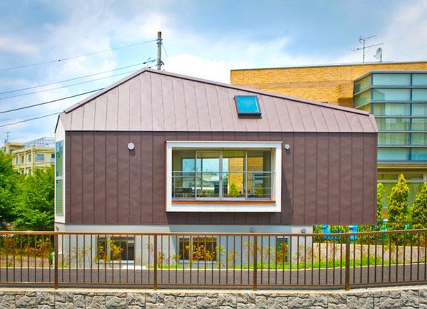 perierga.gr - Το πιο... στενό σπίτι που είδατε ποτέ!