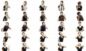 Perierga.gr - Είκοσι πέντε τρόποι να φορέσεις ένα κασκόλ!