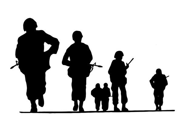 perierga.gr - Τι κάνουν 15 στρατιώτες μέσα σε μια... τουαλέτα;