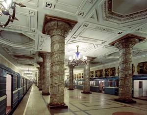 """Ένα υπόγειο παλάτι ...το """"βαθύτερο"""" μετρό στον κόσμο!"""