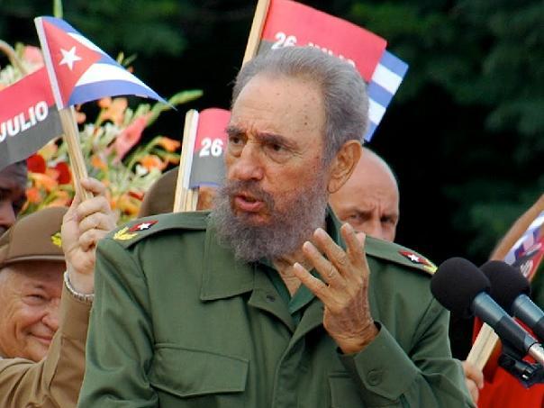 Perierga.gr - Ο Φιντέλ Κάστρο στα ρεκόρ Γκίνες