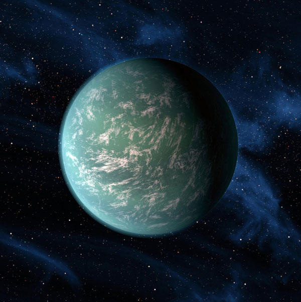 perierga.gr - Ανακαλύφθηκε η... δίδυμη αδελφή της Γης!