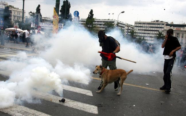 Perierga.gr - Λουκάνικος: Σκύλος της χρονιάς για το Time