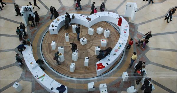 """perierga.gr - Το """"Μουσείο των Διαλυμένων σχέσεων"""" παρηγορεί τους χωρισμένους!"""
