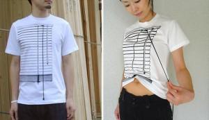 Ευρηματικά T-shirts, θα τα φόραγες;