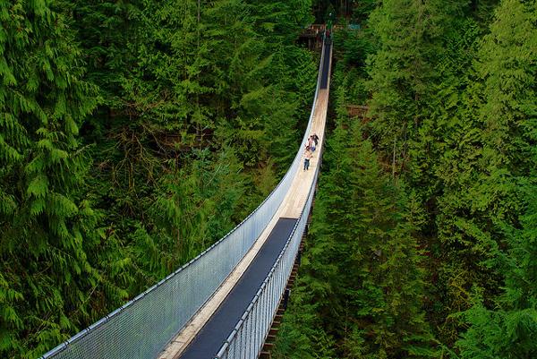 """perierga.gr - Η """"κρεμαστή"""" γέφυρα του... τρόμου!"""