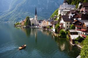 Το πολυφωτογραφημένο χωριό των Άλπεων!