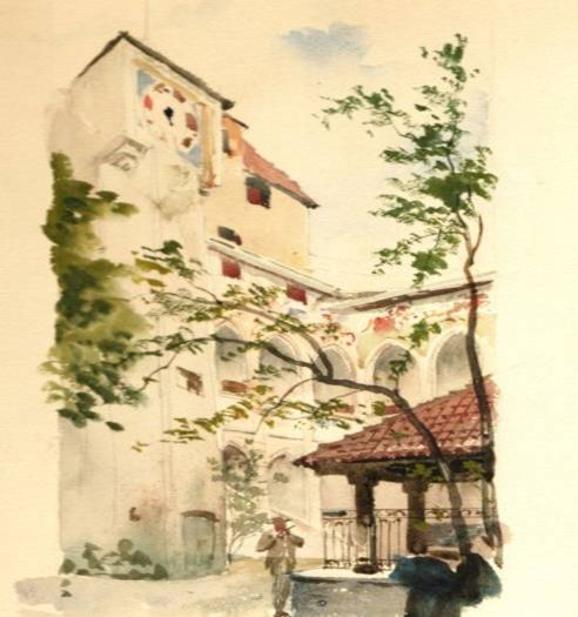 perierga.gr - Όταν ο Χίτλερ ήταν... ζωγράφος!