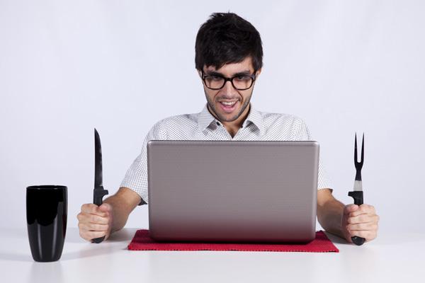 perierga.gr - Πώς θα καταλάβεις ότι είσαι εθισμένος στο Ίντερνετ;