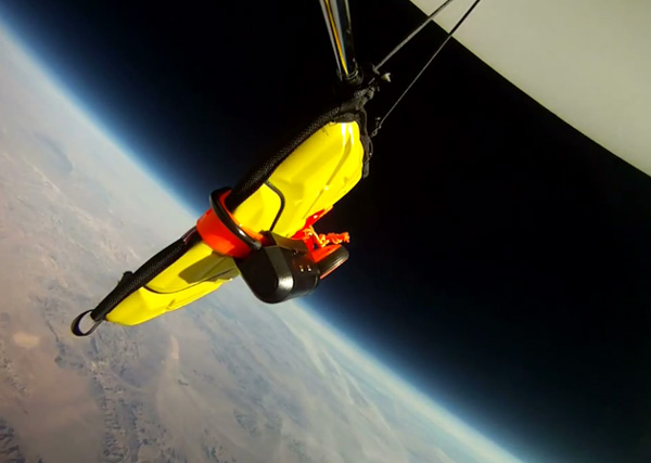 "perierga.gr - Ένα i-Pad πέφτει από το... Διάστημα και ""επιβιώνει""!"