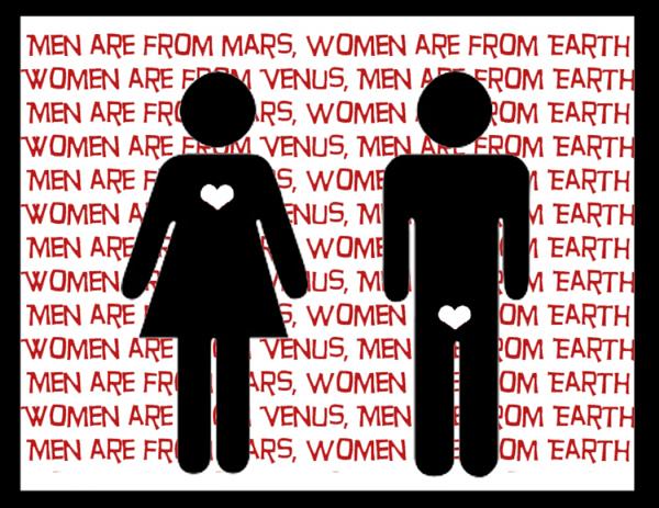 perierga.gr - Άντρες vs Γυναίκες: Οι διαφορές των δύο φύλων!