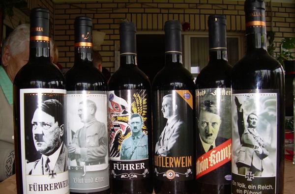 perierga.gr - Ένα κρασί για τον Χίτλερ!
