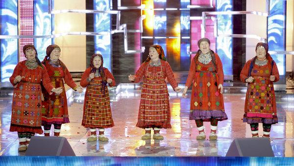 Perierga.gr - Η Ρωσία στέλνει στη Eurovision... γιαγιάδες!