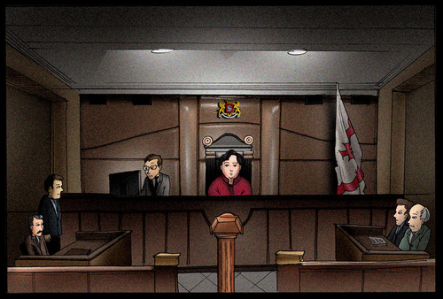 perierga.gr - Αμίμητες ατάκες δικηγόρων!