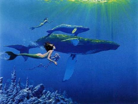 perierga.gr - Φέτος το καλοκαίρι θα είσαι... φάλαινα ή γοργόνα;