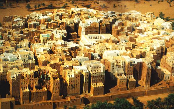 """perierga.gr - Shibam: Το """"Μανχάταν της ερήμου""""!"""