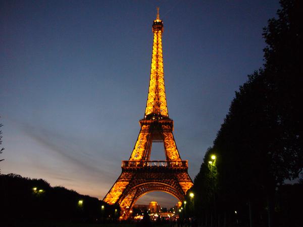 Πύργος του Άιφελ, Παρίσι