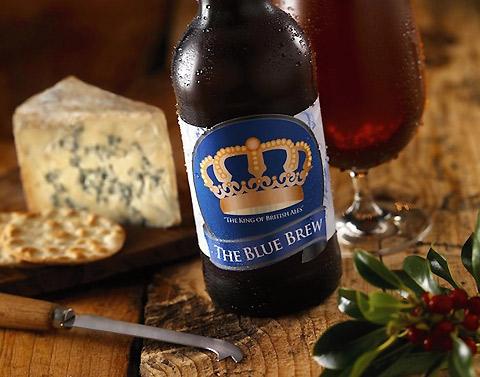 perierga.gr - Μια μπίρα από... τυρί ροκφόρ!
