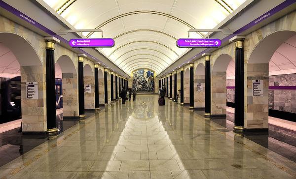 Perierga.gr - Οι βαθύτεροι σταθμοί μετρό στον κόσμο