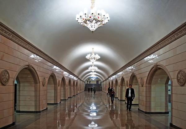 perierga.gr - Το καθαρότερο μετρό στον κόσμο!
