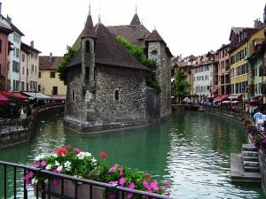 Annecy, μια μικρή... Βενετία στη Γαλλία!