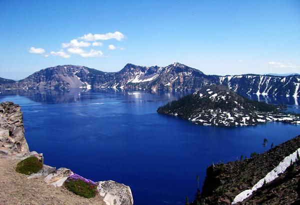 perierga.gr - Η καθαρότερη λίμνη στον κόσμο!