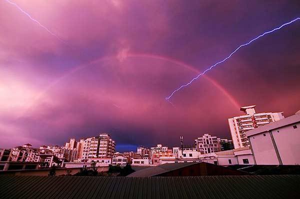 perierga.gr - Ένα εκθαμβωτικό θέαμα στον ουρανό!