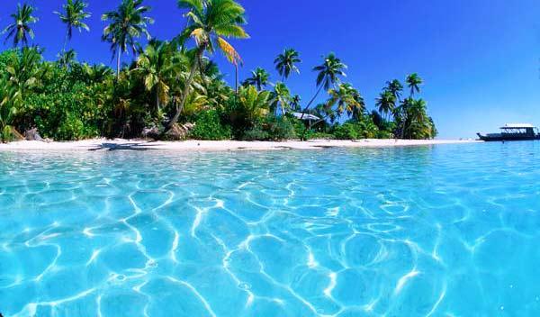 perierga.gr - Διακοπές στη νησί της καρδιάς για... λίγους!