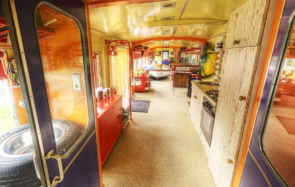perierga.gr - Train Hotel: Διαμονή σε βαγόνια τρένου!
