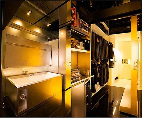 perierga.gr - 24 δωμάτια σε μόλις 32 τετραγωνικά!