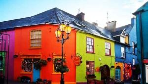 Kinsale: Ένα χωριό γεμάτο χρώματα!