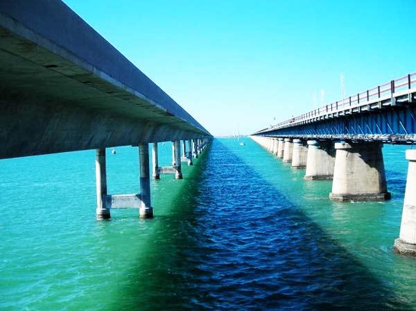 perierga.gr - Overseas Highway: Οδηγώντας πάνω στον ωκεανό!