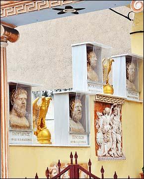 perierga.gr - 3 ιστορίες ελληνικής αρχιτεκτονικής... τρέλας!