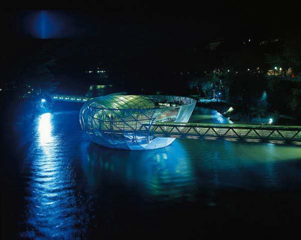 perierga.gr - Mur Island: Ένα τεχνητό νησί... έργο τέχνης!