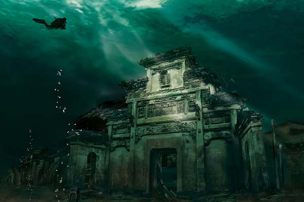 Shicheng City: H «Χαμένη Ατλαντίδα» της Κίνας!