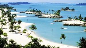 perierga.gr - Sentosa Island: Το νησί με τις τεχνητές παραλίες!