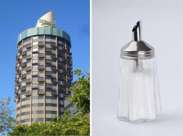 perierga.gr - 10 κτίρια που σχεδιάστηκαν να μοιάζουν με κάτι άλλο!