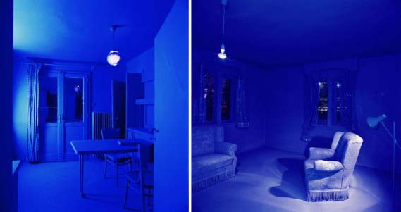 """perierga.gr - Το πείραμα του """"μπλε σπιτιού""""!"""