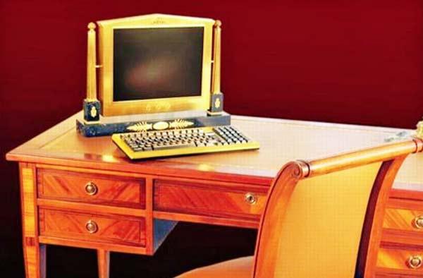 perierga.gr - Ένας υπολογιστής για... βασιλιάδες!