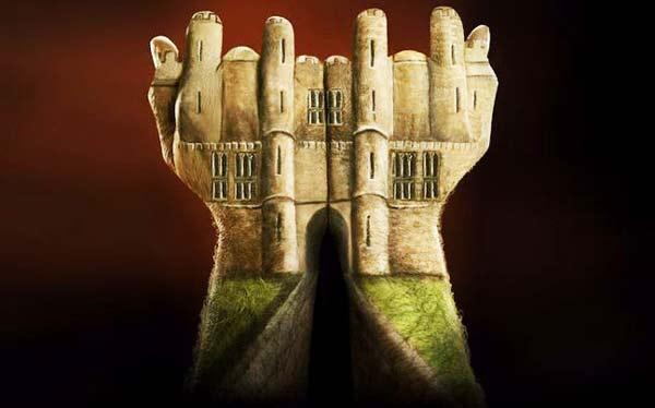 perierga.gr - Παίζοντας τη ζωγραφική στα... δάχτυλα!