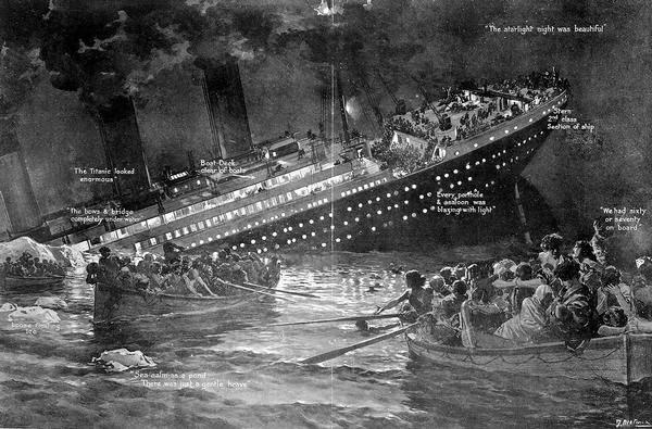 perierga.gr - Επιβάτης σε 3 πλοία που ναυάγησαν!