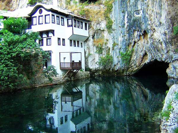 "perierga.gr - Mostar: Το ""μαργαριτάρι"" της Βοσνίας-Ερζεγοβίνης!"