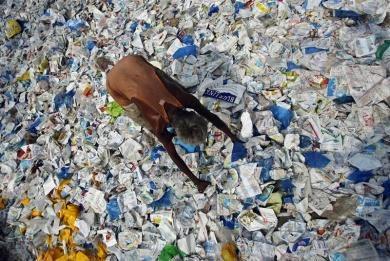 Perierga.gr - Τέρμα οι πλαστικές σακούλες για την Ινδία!