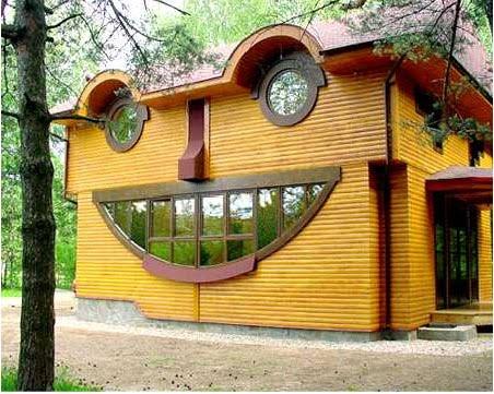 perierga.gr - 15 κατοικίες για εκκεντρικούς ιδιοκτήτες!