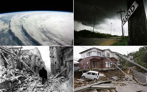 perierga.gr - Οι 10 χειρότερες φυσικές καταστροφές στον κόσμο!