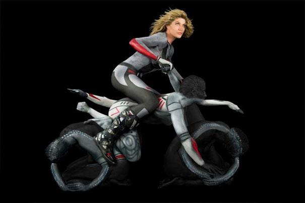 perierga.gr - Παράξενες μοτοσικλέτες προκαλούν εντύπωση!