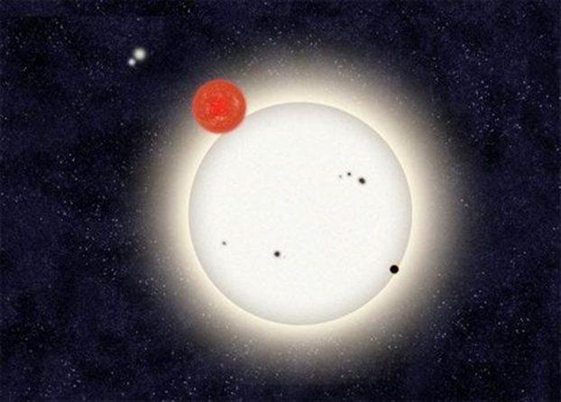 Perierga.gr - Πλανήτης με τέσσερις Ηλιους!